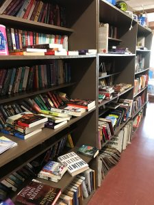 Lots of Books at STEP on in Thrift Browerville