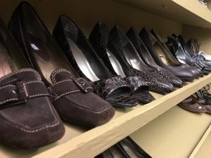 Shoes for sale at STEP on in Thrift Browerville